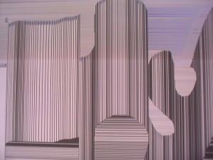 """postscreen"" / digital art / 2010"