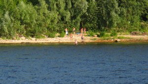 from the other iverbank / tv / real time broadcasting /river 2011